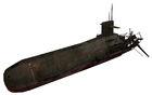Submarine wasteland