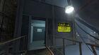 Entrance to TSWABTest Shaft 09 Portal 2