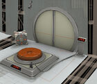 Portal 2 PotatoFoolsDay ARG 1500 Megawatt Aperture Science Heavy Duty Super-Colliding Super Button Concept Art