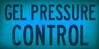 Gel pressure control blue