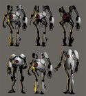 Portal 2 PotatoFoolsDay ARG ATLAS and P-body Concept Art 4