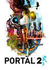 Portal2 poster 70s no credits