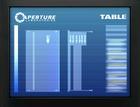 Vacum scanner tv table01