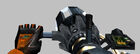 Gluon Gun