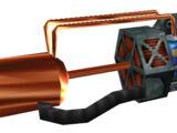 Tau Cannon