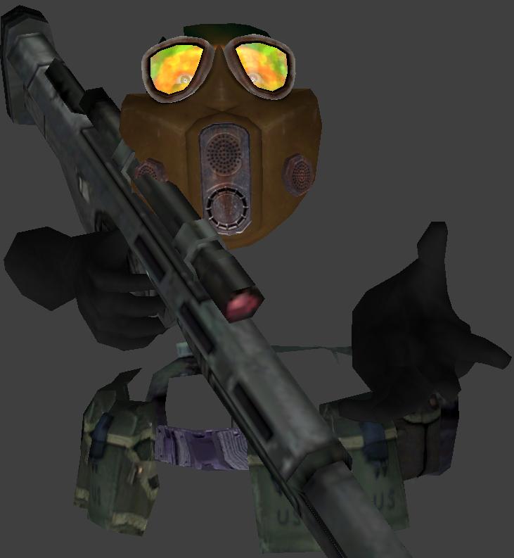 Combine Sniper Elite