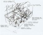 Depot lavatory plan