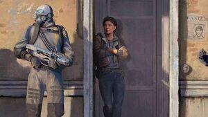 Kategoria:Postacie z Half-Life: Alyx