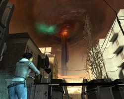 Alyx City 17 Citadel meltdown.jpg