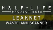 Half-Life 2 LeakNet- Wasteland Scanner AI and Behavior