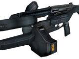 Overwatch Standard Issue Pulse Rifle