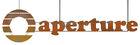 Aperture metal logo 70s