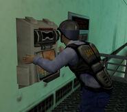 Guard scanner