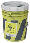 Plastic bucket 001 var07
