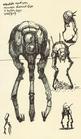 Hunter sketch 03