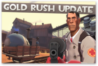 Gold Rush-Update