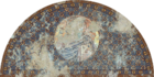 Monastery fresco001a