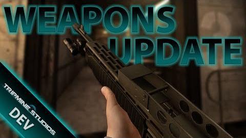 Guard Duty- Weapons Update