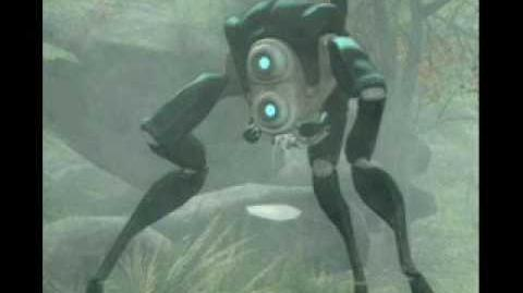 Half Life 2 Episode 2 Hunter sounds