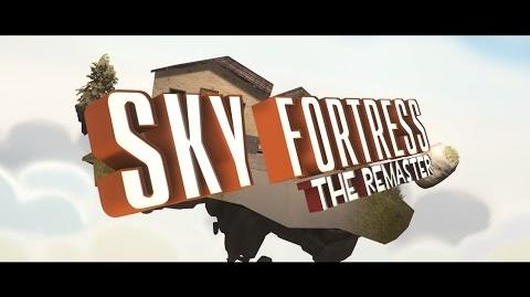 Sky Fortress The Remaster - Saxxy 2014