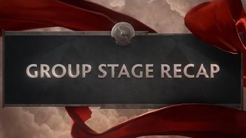 TI6 Group Stage Recap