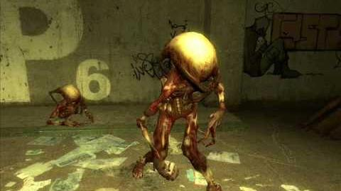 - Half Life 2 - Fast Zombie Sounds