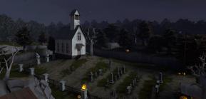 Mann Manor Friedhof