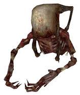 Schneller Zombie Oberkörper