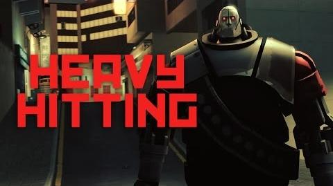 Heavy Hitting Saxxy 2013 Action Nominee