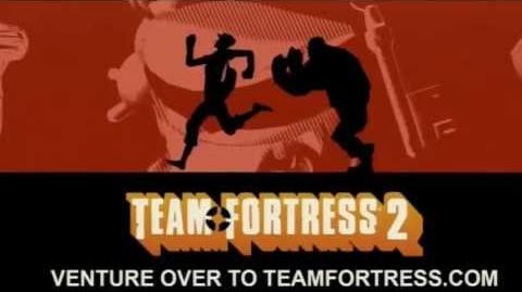 Team Fortress 2 Venture Brothers Commercial