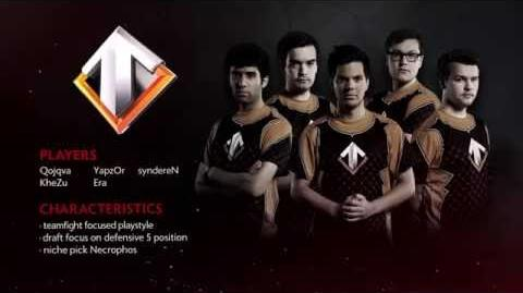 TI6 Team Escape