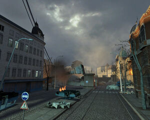 City 17 ruined street tracks.jpg