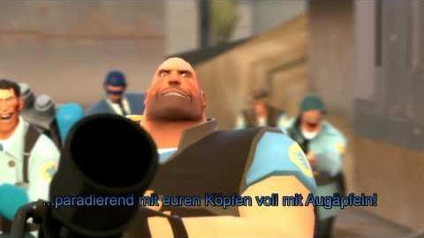 Meet the Demoman (Deutscher Untertitel) - Team Fortress 2