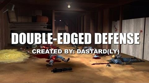 Double-Edged Defense (Action - Saxxy Awards 2016)