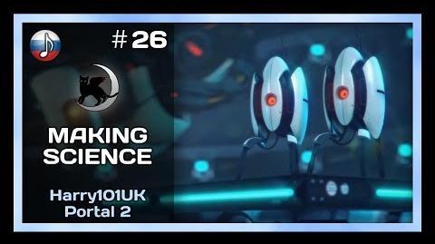 NyanDub 26 Harry101UK - Making Science (RUS)