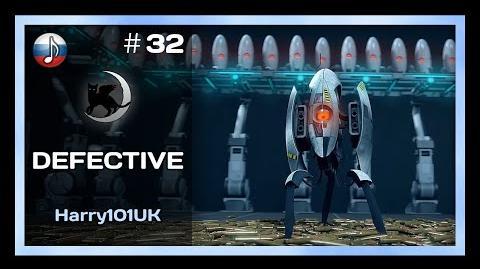 NyanDub 32 Harry101UK - Defective (RUS)