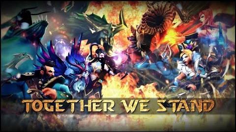 Dota 2 - Together We Stand