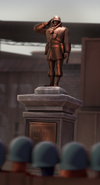 May Statue