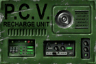 Pcv charger texture on