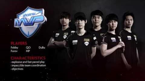 TI6 Team MVP Phoenix