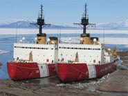 Polar Sea and Polar Star