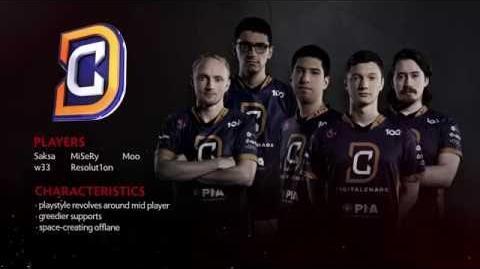 TI6 Team Digital Chaos