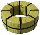 Cable bundle 1 wrap yellow