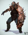 Blind zombie v1 B