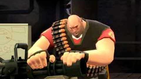 Der Heavy stellt sich vor - Team Fortress 2