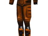 Защитный костюм HEV