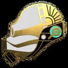 Metrocop Helmet Pin