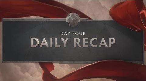 TI6 Day 4 Recap