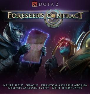 Foreseer's Contract-Update-Werbung