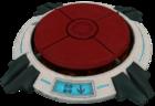 Portal 1 floor button